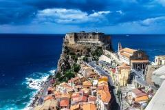 visites avec guide Calabre Tropea promontoire_