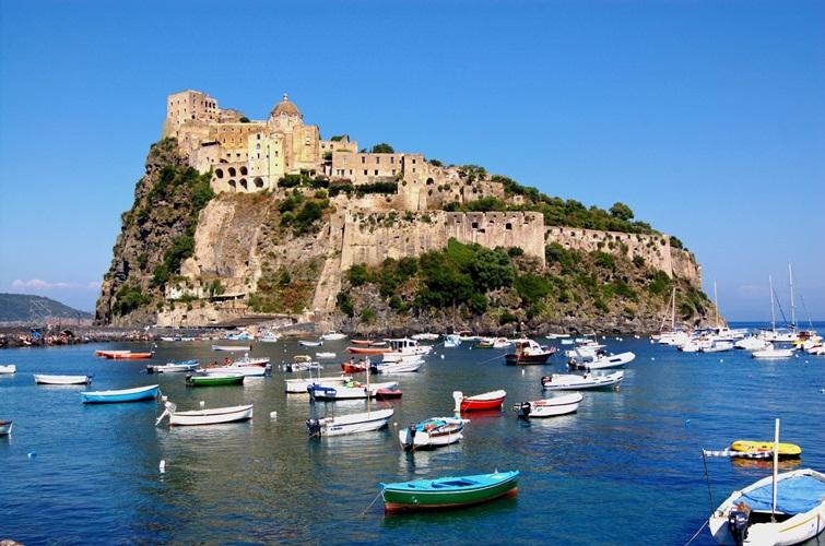 Ischia Visites avec Guide