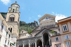 amalfi-piazza Cote Amalfitaine Visites avec Guide