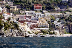 positano costa Cote Amalfitaine Visites avec Guide