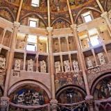 Parme visites avec guide battistero_