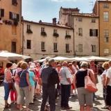 Visites avec guide - Maria - grp Toscane