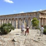 Sicile Segesta visite avec guide
