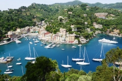 Portofino vista