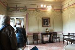 Visites avec Guide Ile Elbe Villa San Martino - Napoleon