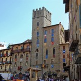 visite avec guide Toscane Arezzo
