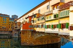 visite avec guide Toscane Florence Ponte Vecchio