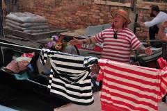visites avec guide venetie Venise gondoliere