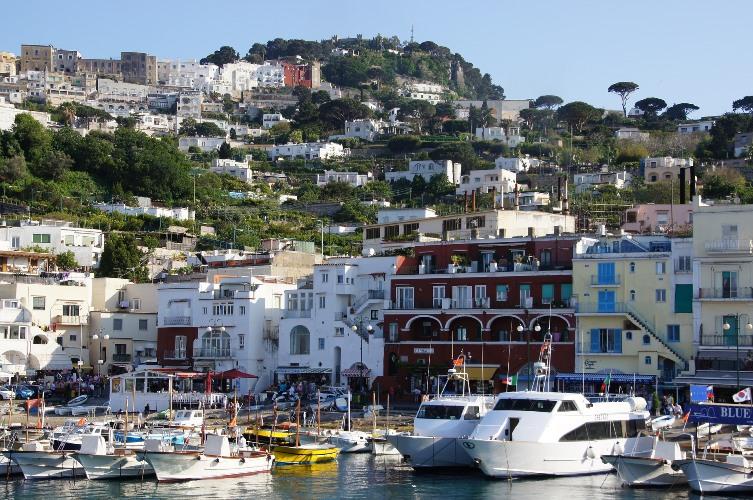 Capri Visites avec Guide