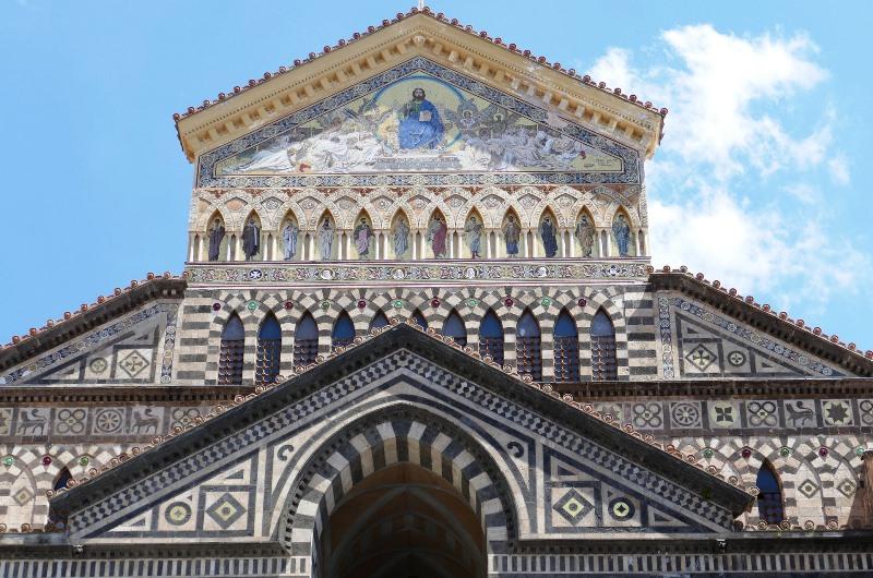 amalfi-chiesa Cote Amalfitaine Visites avec Guide