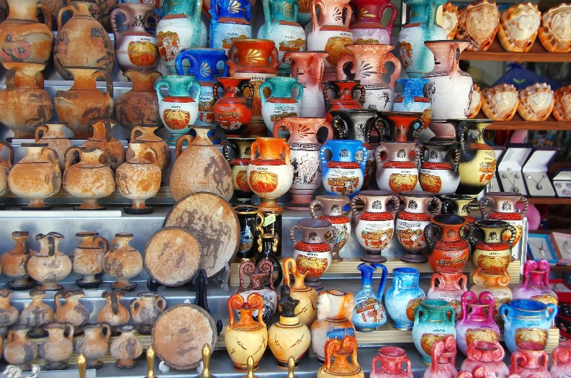 amalfi poterie Cote Amalfitaine Visites avec Guide