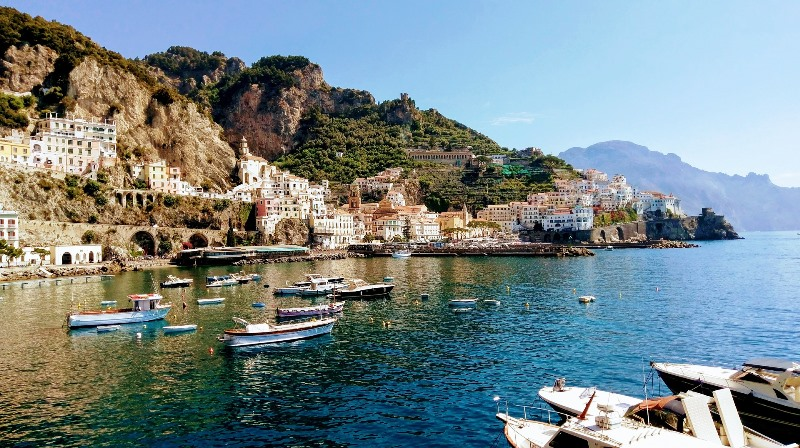 amalfitana Cote Amalfitaine Visites avec Guide