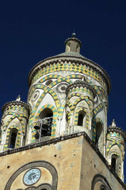 costiera amalfi campanile visites avec guide