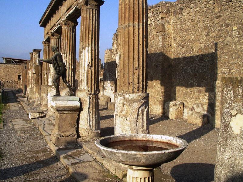 pompei Cote Amalfitaine Visites avec Guide