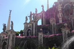Ile Bella Visites avec Guide jardins baroques