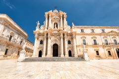 Visites avec guide Sicile Ortigia Siracuse