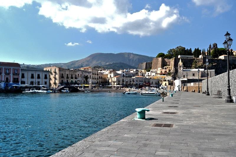 island of lipari, sicily