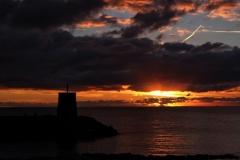 Portofino tramonto