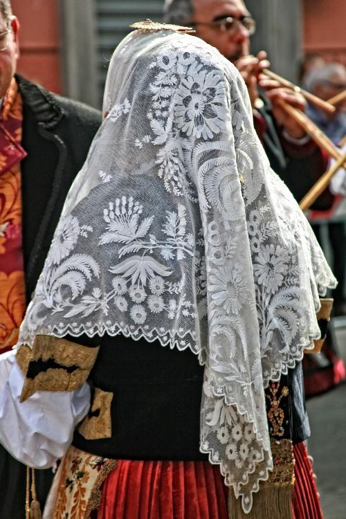 visites avec guide Sardaigne folklore