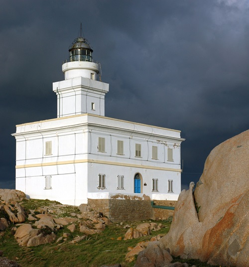 visites avec guide Sardaigne phare
