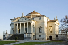 visites avec guide venetie Villa Rotonda Palladio