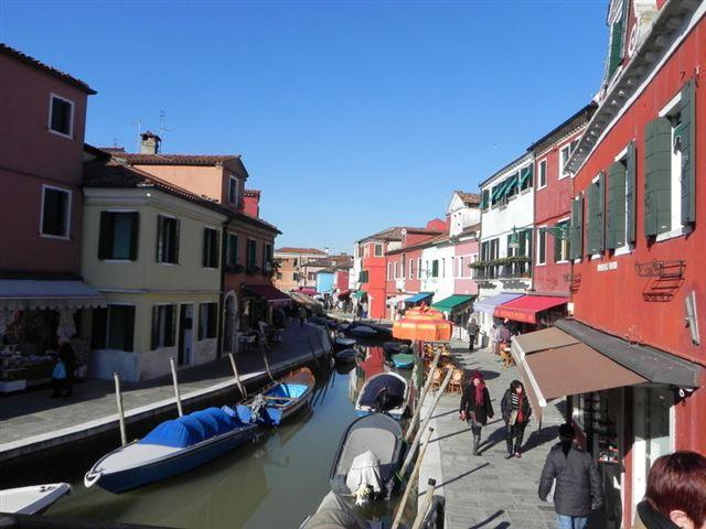 visites avec guide venetie Venise Chioggia
